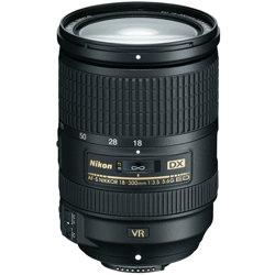 Nikon-AF-S 18-300mm DX NIKKOR f3.5-5.6G ED VR II-Lenses - SLR & Compact System