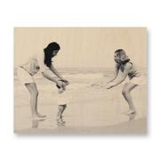 PG Wood Print 8x10