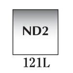 Cokin-P121L Gradual Grey G2 (ND2) Light Filter