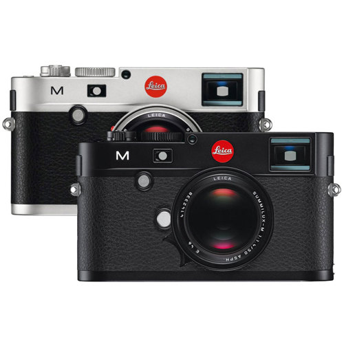 Leica-M Digital Camera Type 240 - Body Only-Digital Cameras