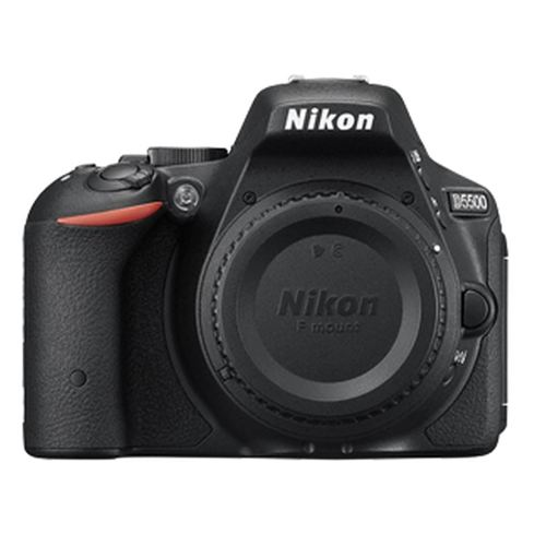 Nikon-D5500 Digital SLR Camera - Body Only-Digital Cameras
