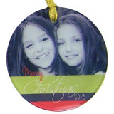 Glass Ornament - Circle