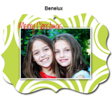 Benelux Style Ornament