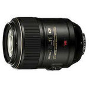 Nikon-AF-S 105mm VR Micro NIKKOR F2.8 IF-ED-Lenses - SLR & Compact System