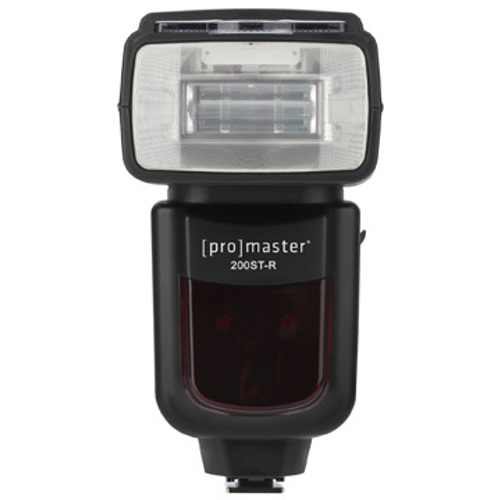 ProMaster-200ST-R Speedlight for Nikon #8581-Flashes and Speedlights
