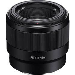 Sony-FE 50mm F1.8-Lenses - SLR & Compact System