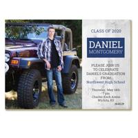 Graduation Announcement (20-012F)