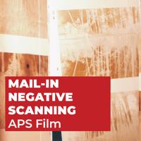 Negative Scanning - APS Film