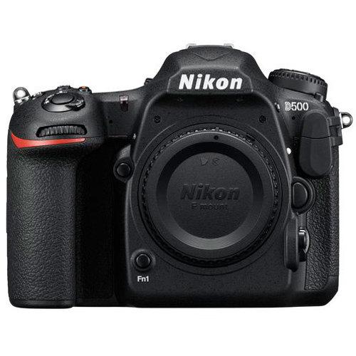 Nikon-Appareil Photo à Reflex Numérique DSLR D500 - Boîtier Seulement - Noir-Appareil Photo Numérique