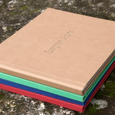 Ton-A-Wandah - Signature Hardcover Book - 20 Page/16 Photo Slots