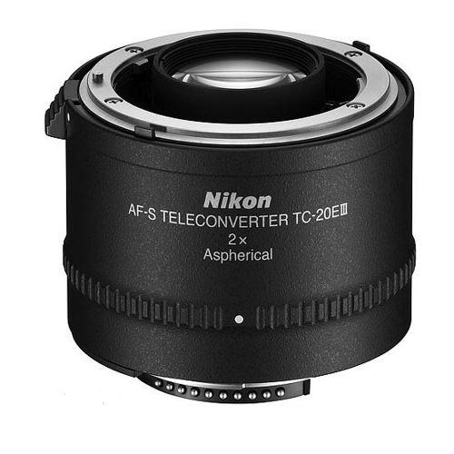 Nikon-TC-20EIII-Convertisseurs et Adaptateurs d'Objectifs