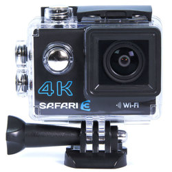Optex-Safari 3 4K-Caméras Vidéo