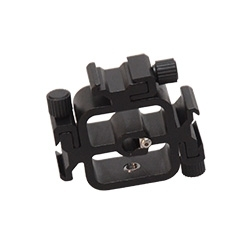 ProMaster-Triple Shoe Flash Mount Adapter #4208-Light Stands & Accessories