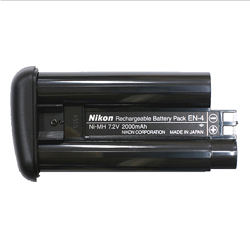 Nikon-EN-4 Rechargeable Ni-MH Battery-Battery Packs & Adapters