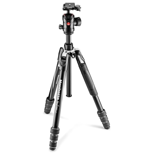 Manfrotto-Befree GT Aluminum Tripod Twist Lock with Ball Head-Tripods & Monopods