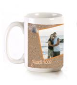 11 oz Beach Mug