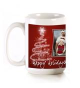11 oz Christmas Mug