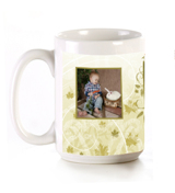 11 oz Leaves Mug