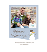1-5-V - Holiday Card