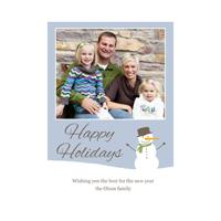 1-5-V - Holiday Card