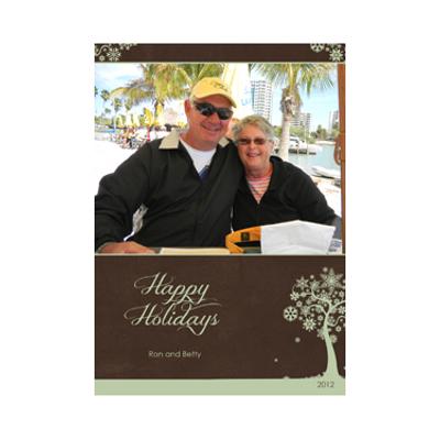9-5-H - Holiday Card