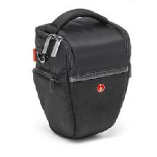 Manfrotto-Holster Bag Medium - Black #MA-H-M-Bags and Cases