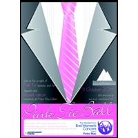 PINK TIE BALL 2014