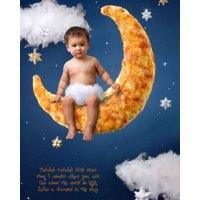 Twinkle Twinkle Little Star + 8x10-inch Print