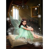 Digital Art - Fairies