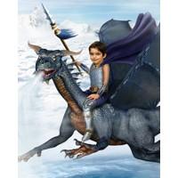 Wind Dragon (Armoured) + 8x10'' Print