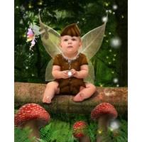 Jungle Mushroom + 8x10'' Print
