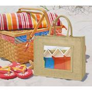 Jute Photo Fashion Bags