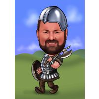 Up Helly Aa + 8x10-inch Print