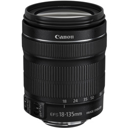 Canon-EF-S 18-135mm f/3.5-5.6 IS STM-Lenses - SLR & Compact System