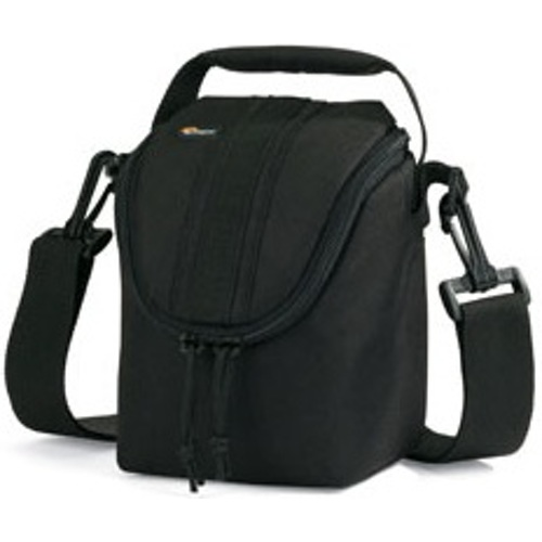 Lowepro-Adventura Ultra Zoom 100 - Black-Bags and Cases
