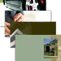 Custom Assorted Business Cards