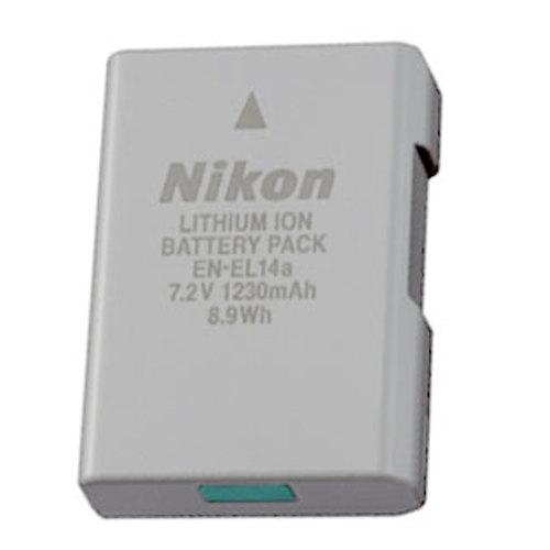 Nikon-EN-EL14a Rechargeable Li-ion Battery-Battery Packs & Adapters