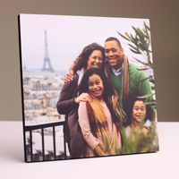 Trio: Versatiles Block with Black Sides - 200x200mm