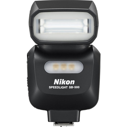 Nikon-SB-500 AF Speedlight-Flashes and Speedlights