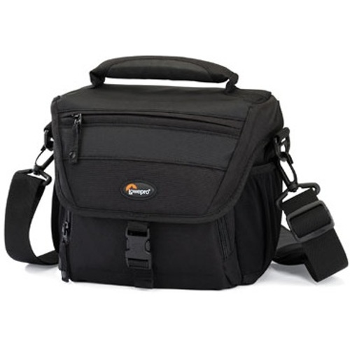 Lowepro-Nova 160 AW (Black)-Bags and Cases