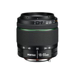 Pentax-SMC DA 18-55mm F3.5-5.6 AL WR-Lenses - SLR & Compact System