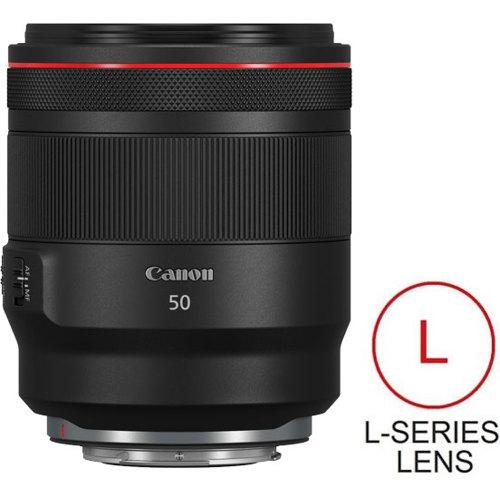 Canon-RF 50mm F1.2 L USM-Lenses - SLR & Compact System