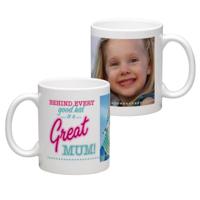 Standard Mug - Full Wrap (Mum Mug A)