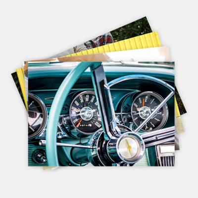 Cardstock Creative Print Set 5x7