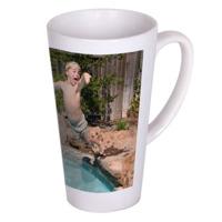 Latte Mug 17oz. Free layout. Product Code: ML01