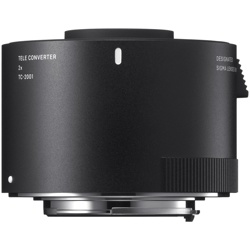 Sigma-TC-2001 2.0X Teleconverter for Nikon F-Lens Converters & Adapters
