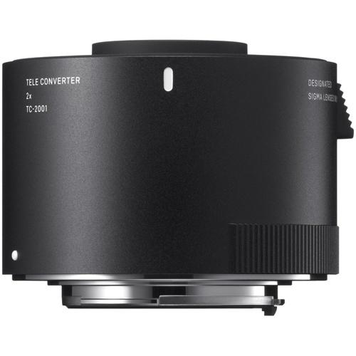 Sigma-Téléconvertisseur 2.0x TC-2001 pour Canon EF-Convertisseurs et Adaptateurs d'Objectifs