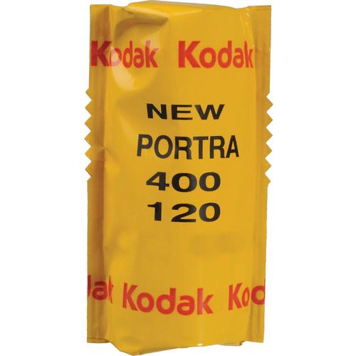 Kodak-Portra 400 color - 120 film-Film