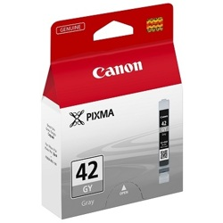 Canon-CLI-42GY - Gray Ink Cartridge-Ink Cartridges