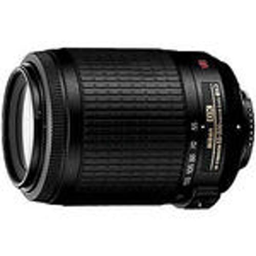 Nikon-AF-S 55-200mm VR DX Zoom-Nikkor F/4-5.6G ED-Lenses - SLR & Compact System